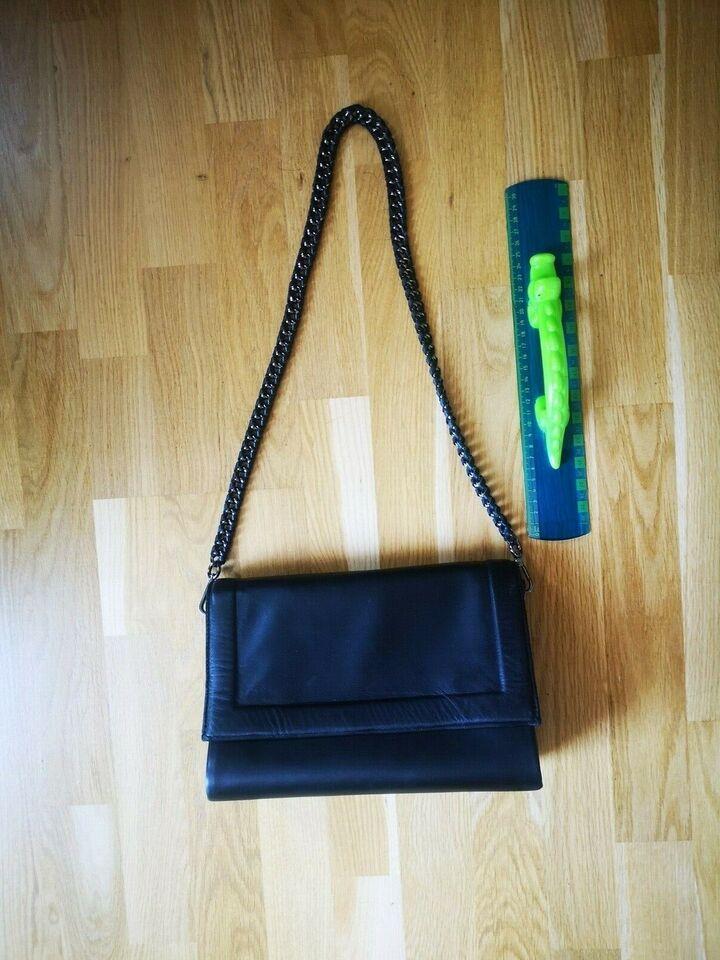 Crossbody, H&M, læder