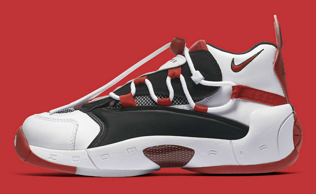 Nike Damen Wmns Air Swoopes 2 University rot 917592 100 100 100 Neu Schuhe Gr.40,5 dbb1b8