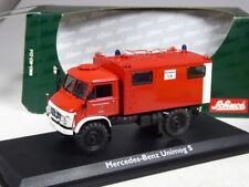PDP9 Auto 1//64 Del Prado Feuerwehr Der Welt Metz-Unimog S-404 1959