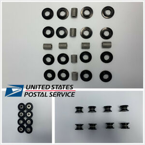 ALL BALLS Complete Shock Bushing Kit Front or Rear Lower for Arctic Cat 454 4x4