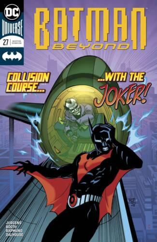 BATMAN BEYOND #27 DC COMICS NM 1ST PRINT 2019