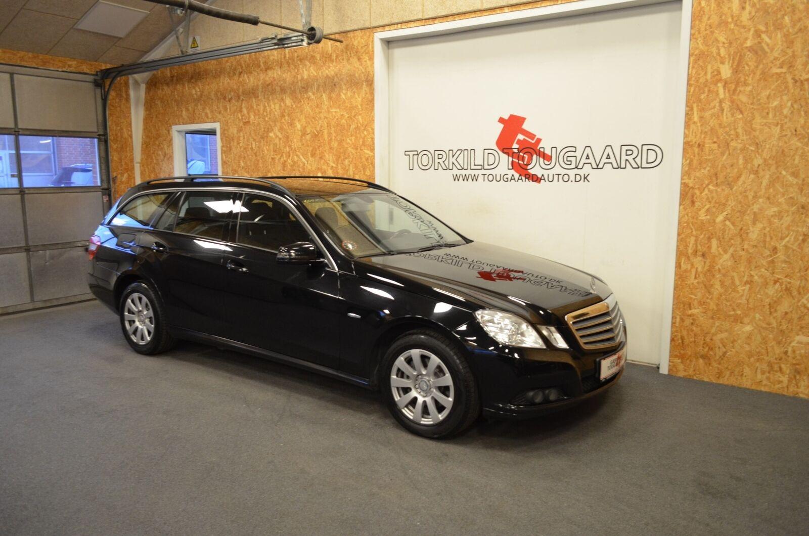 Mercedes E200 2,2 CDi stc. aut. BE 5d - 129.800 kr.