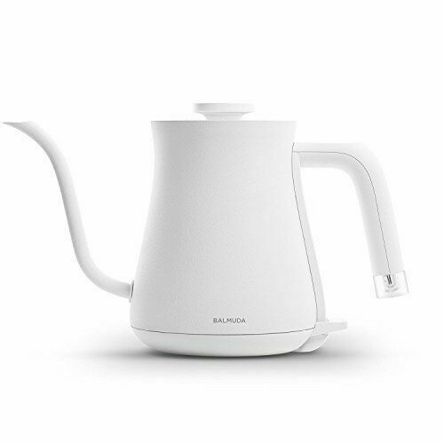 BALMUDA White Electric Kettle The Pot K02a wh & Tranceformer 120v to 100v for sale online | eBay