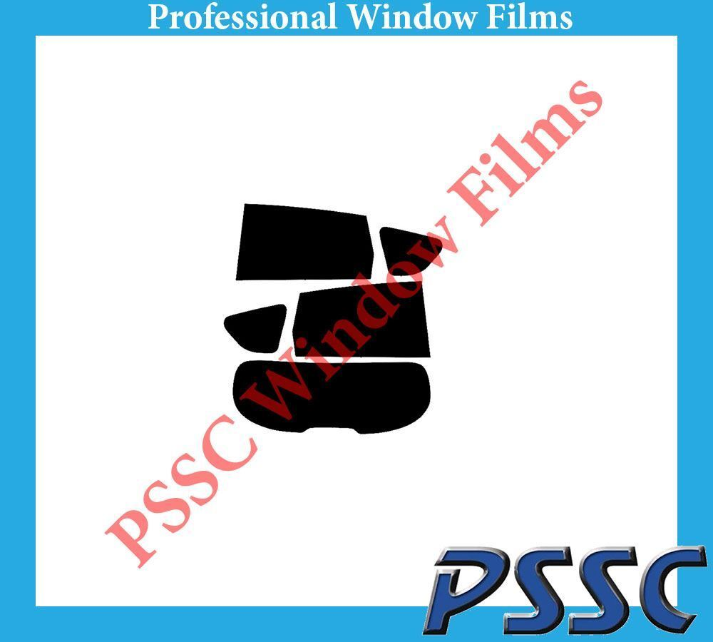 PSSC Pre Cut Rear Car Window 50% Tint Films for Ford S Max 2015-2017