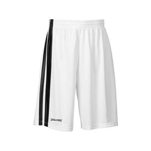 Spalding MVP Shorts weiß Basketballshorts NEU 37478