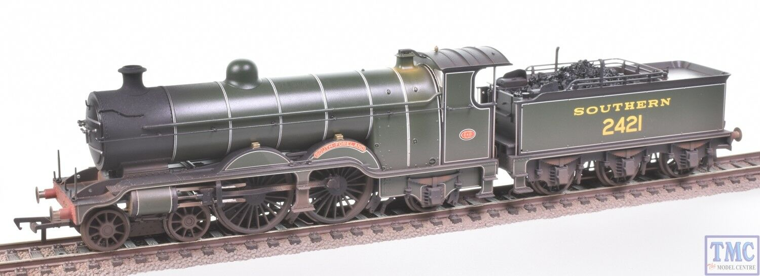 31-920 Bachmann OO H2 Class Atlantic South Foreland 2421 2421 2421 Coal & Weatherosso 79994a