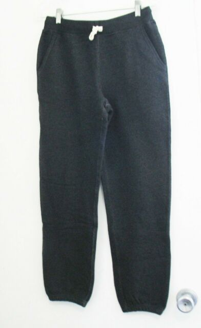 NWT Polo Ralph Lauren Boys Gray Athletic//Sweat Pants With Pockets L 14-16
