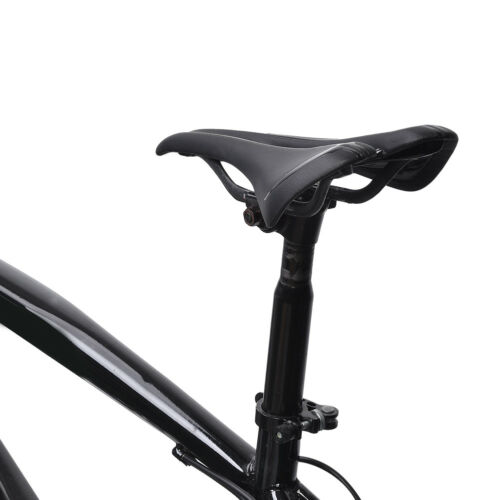 Carbon Fiber Mountain Bicycle Saddle Cycling Road Bike Hollow Seat 275*140mm GL