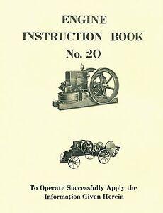 Witte-Engine-Instruction-Book-No-20
