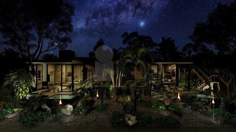 Casa en condominio en venta en Akumal, Tulum, Quintana Roo