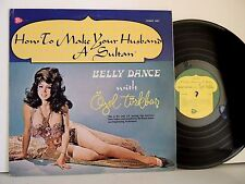 N.Mint !  Ozel Turkbas LP How To Make Your Husband A Sultan, 2687- Cheesecake