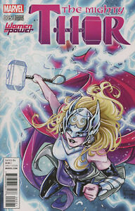 Mighty-Thor-Vol-2-5-MARVEL-COMICS-Variant-Women-Of-Power-WOP-Cover-B