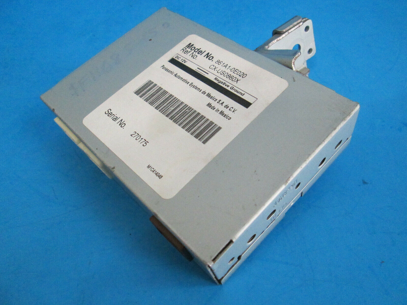 TOYOTA Genuine Accessories 861A1-0E020 USB Engine Control Unit
