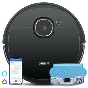 ECOVACS OZMO 920 Robot Vacuum Cleaner Smart Navi 3.0 With Mopping & Mapping