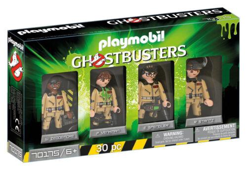 70175 Playmobil Ghostbusters Figures Set Ghostbusters convient aux ÂGES 6 ans