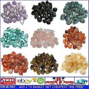 Healing-Crystal-Gemstone-Tumblestone-Reiki-Chakra-Tumbled-Stone-x-1-10-20mm