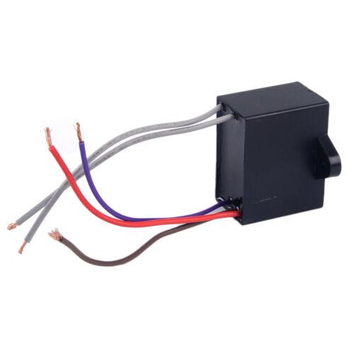 5uf 5 Hilos 250V-300V Aire Acondicionado Condensador De Ventilador de Techo de prominentes CBB61 4.5uf 6uf