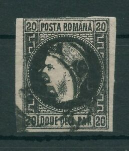 Romania-1866-Mi-16-Y-Stamped-Used-More-See-Shop