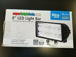 LED-BAR-18W-8-INCH-35-DEGREE-BEAM-XTRA-SERIES