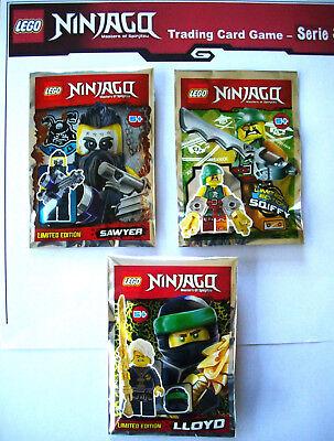 Lego ® Ninjago ™ Limited Edition Minifigure Cole NEW /& OVP 2016