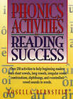 Phonics Activities for Reading Success by Rosella Bernstein (Paperback, 1997)