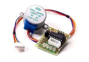 Motore-passo-passo-driver-ULN2003A-Microcontollore-stepper-Arduino-Compatibile