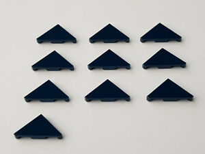 LEGO 10 x 35787 Fliese 2 x 2 halbiert dunkel blau 6214808 (#LL) 3 - eckig - Blankenfelde-Mahlow, Deutschland - LEGO 10 x 35787 Fliese 2 x 2 halbiert dunkel blau 6214808 (#LL) 3 - eckig - Blankenfelde-Mahlow, Deutschland