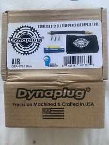 Racer tubeless bicycle tyre repair kit Purple Dynaplug