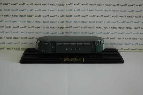 michelines /& Triebwagen Zug sncf 1//87 HO ZZ 753 ACB Nord 1935 ma29