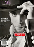 Time Commemorative Edition 2017 Prince 1958-2016 An Artist's Life, New/sealed