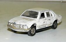 modellino BMW 730 MEBETOYS  1/43 model car toys voiture coche