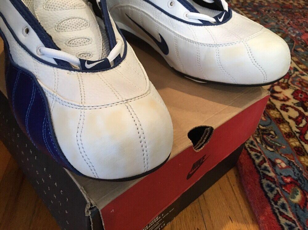 Nike air weiße zoom barracuda s fußball - stollen 16 weiße air dunkle königsblau 821001 8653a4