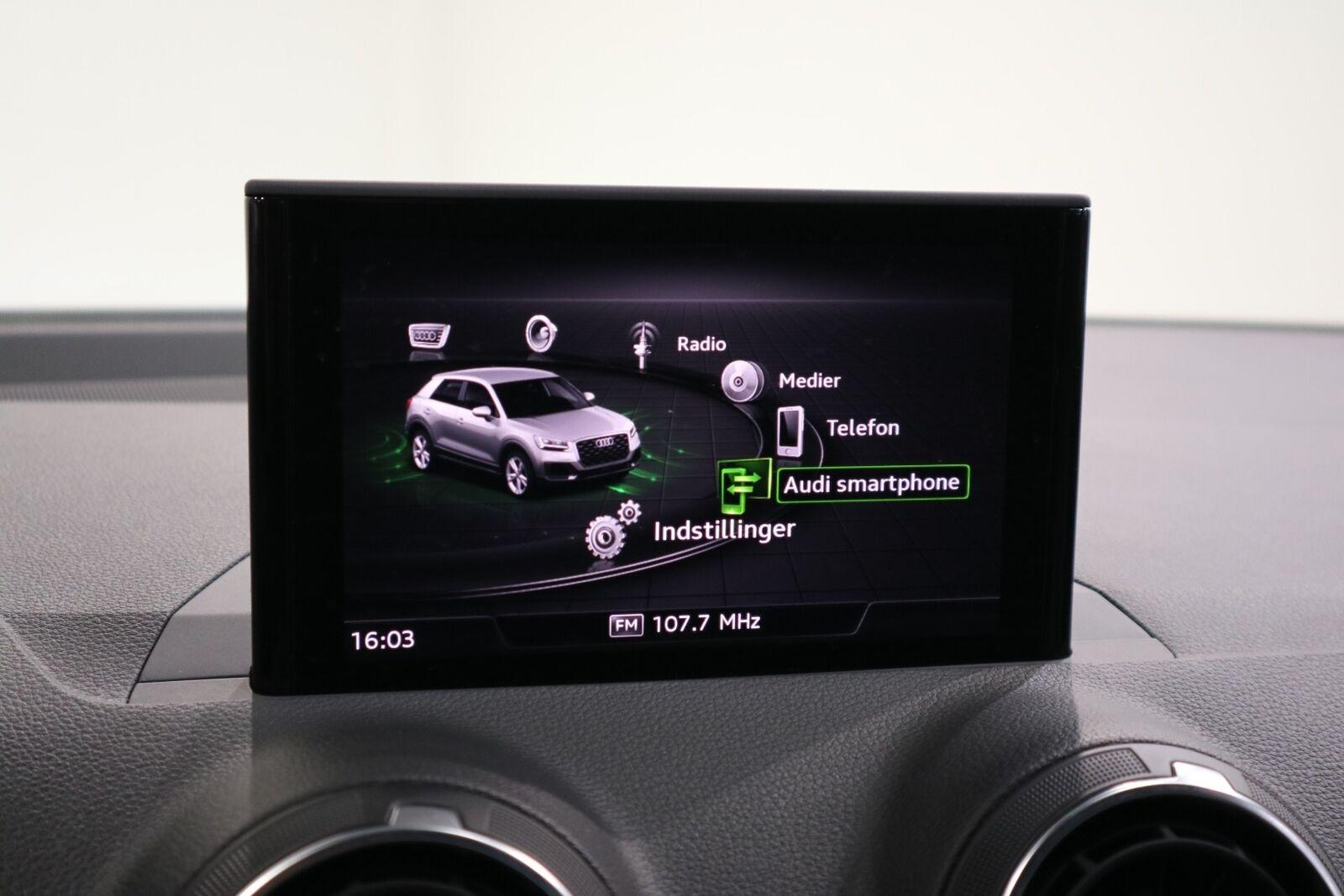 Audi Q2 35 TFSi Sport Prestige Select S-tr. - billede 9