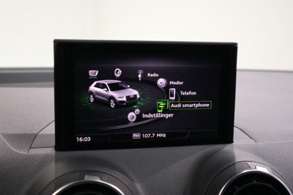 Audi Q2 35 TFSi Sport Prestige Select S-tr. billede 9
