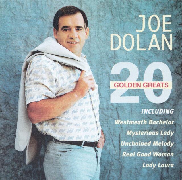 JOE DOLAN - CD - 20 GOLDEN GREATS