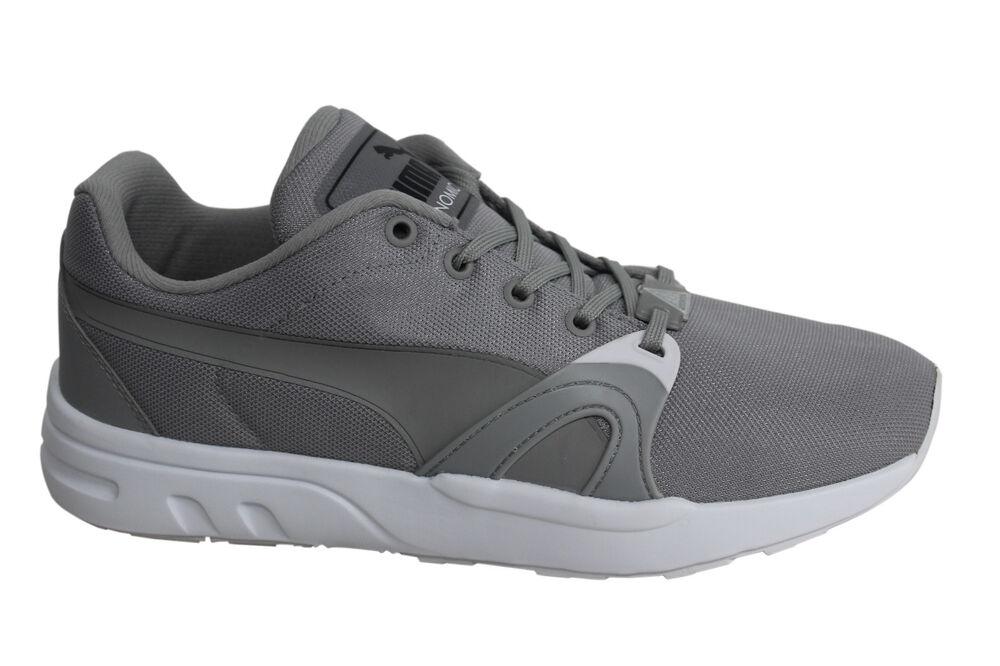 PUMA TRINOMIC XT S hommes à lacets gris Chaussures Sport Baskets 359135 02 D86