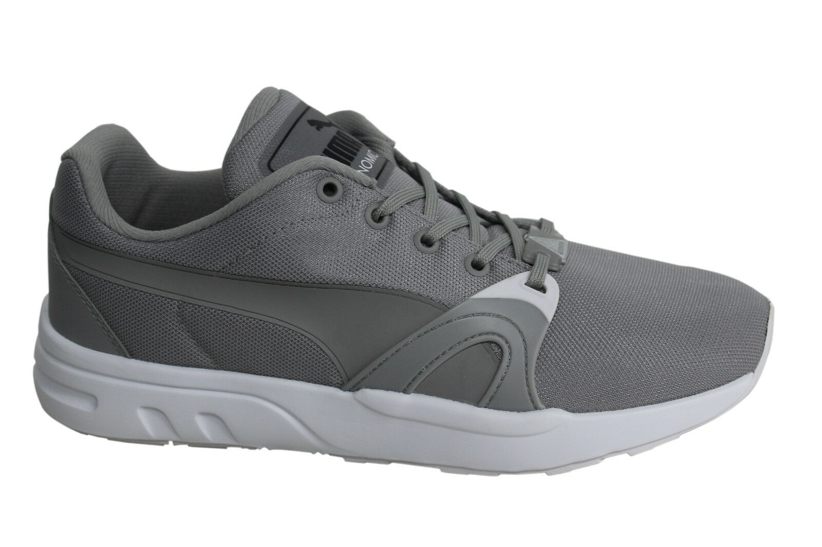Puma Trinomic XT S Mens Lace Up Grey Trainers Running Shoes 359135 02 D86 Cheap women's shoes women's shoes