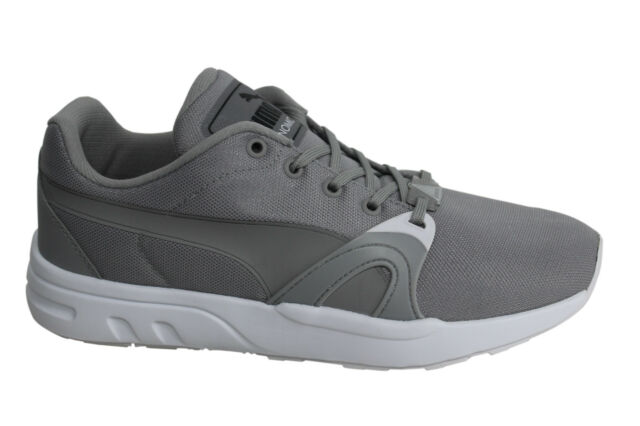 Puma Trinomic XT S Mens Lace Up Grey Trainers Running Shoes 359135 02 B69D