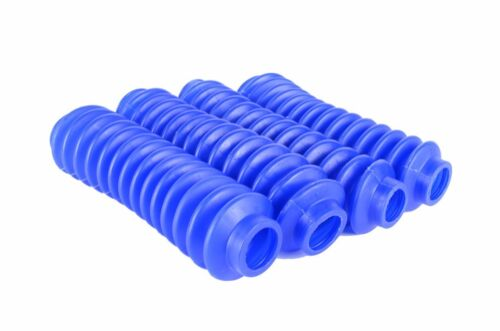 ROYAL BLUE Shock Boots 4 PACK for Jeep Truck and SUV UNIVERSAL FIT FREE SHIPPING