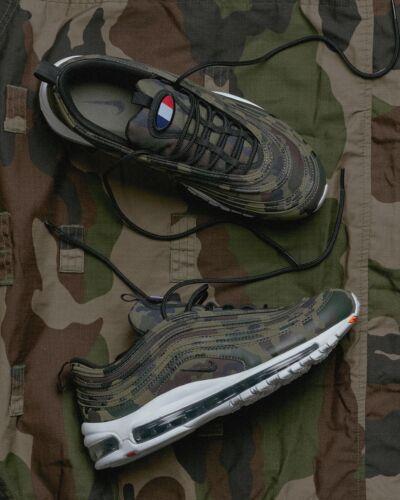 11 Camo 10 Francia Qs Air 10 5 Camuflaje Reino 97 12 Nos 11 Nike Unido Max Aj2614 200 9 5 60v4wwq