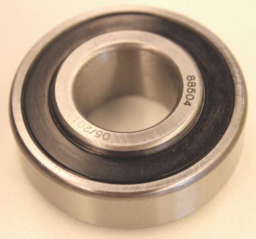 47mm OD,Wider IR Width 17.75mm 20mm ID 2x Premium 88504 Bearing w//2 Felt Seals