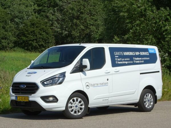 Ford Transit Custom 340S 2,0 TDCi 170 Limited aut. billede 0