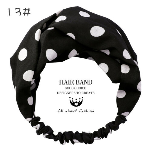 Women Sweet Headband  Hairband Hair Hoop Clasps Double Layer Accessories