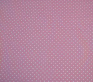 Pink-Pea-Spot-4mm-Polycotton-Print-Craft-Dress-Fabric-2-64-per-mtr