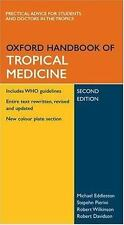 Oxford Handbook of Tropical Medicine (Oxford Medical Publications)-ExLibrary