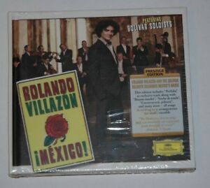 CD-SEALED-NEW-ROLANDO-VILLAZON-MEXICO-Prestige-Edition-DG-4779012