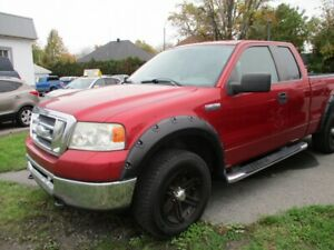 2008 Ford F 150 4X4  king cab financement maison
