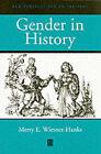 Gender in History by Merry E. Wiesner-Hanks (Paperback, 2001)