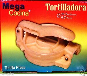TORTILLA-PRESS-MAKER-TORTILLADORA-6-5-034-MOO-SHOO-ROTI-PITA-MAKER-MEGA-COCINA