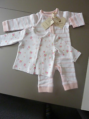 NEXT Gorgeous Little Girls 2 Piece Set My First Wardrobe made with LOVE NWT